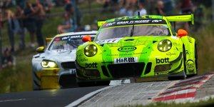24h Nürburgring: Porsche will neun 911 GT3 einsetzen