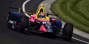 Noch ein neues Team: Shank mit IndyCar-Teilzeit-Programm