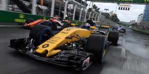F1 2017: Codemasters aktualisiert F1-Game auf V1.11