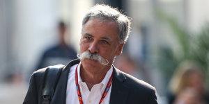 """""""Lange Liste"""": Libertys langfristiger Formel-1-Plan"""