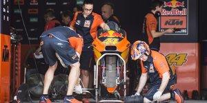 KTM-Duo: Unterschied zwischen Werks- und Satellitenfahrer
