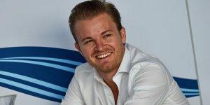 Nico Rosberg: Um ein Haar Tennisprofi geworden
