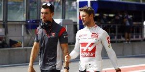Romain Grosjean: Wo sich Haas 2018 einordnen könnte