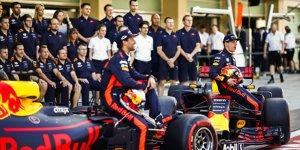 Highlights des Tages: Heimlicher Auto-Tausch bei Red Bull?