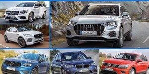 Der neue Audi Q3 im Vergleich