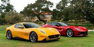Das sind alle Ferrari Special Projects!