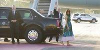 Die Queen, Trump und Co: Das sind die Autos der Präsidenten und Könige