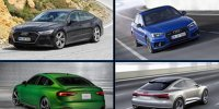 Die 10 wichtigsten neuen Audi-Modelle 2019