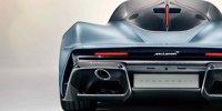Der McLaren Speedtail und der 400-km/h-Club