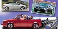 40 Jahre VW Golf Cabriolet: Heißes Bügel-Eisen