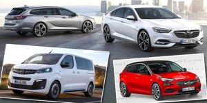 Opel: Alle neuen Autos bis 2020