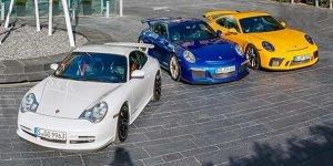20 Jahre Porsche 911 GT3: Der König der Nürburgring-Nordschleife