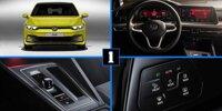 VW Golf 8 (2019): Das sind die zwölf besten Technik-Features