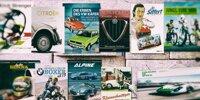 Geschenk-Idee für Weihnachten: 13 tolle Bücher für Auto- und Motorsport-Fans