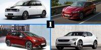Elektroautos 2020: Diese Stromer starten dieses Jahr