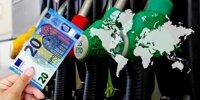 Spritpreis im Ländervergleich: So viel Sprit kriegen Sie für 20 Euro
