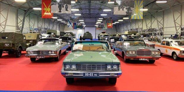 Seltene Autos aus lange geheimen Sammlungen: Diese Militärfahrzeuge der UdSSR verstauben nicht mehr in den Archiven ...