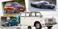 Eine Probe Corona: Autos mit unglücklichem Namen