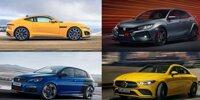 Die stärksten Vierzylinder-Motoren: Vom Golf GTI bis zum Cayman S