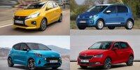 Die zehn lahmsten Autos auf dem Markt