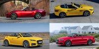 Zehn (kaum mehr) erschwingliche Cabrios für Frühling/Sommer 2020