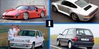 5 legendäre Auto-Duelle der 1980er-Jahre