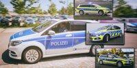 Blaulicht-Report: Polizeiautos in Deutschland