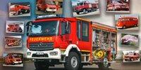 Fahrzeuge der Feuerwehr: Alles auf Rot