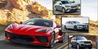 Von Corsa bis Corvette: Die langlebigsten Auto-Namen