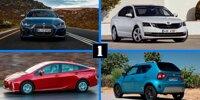 10 aktuelle Autos mit fragwürdiger Ästhetik