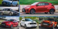 Top Ten: Die PS-stärksten Kleinwagen auf dem Markt