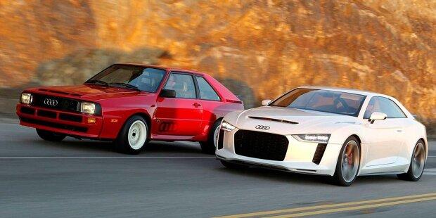 Vertane Chancen vom Lancia Fulvia, Audi Quattro, Alfa Duetto bis zur Neo-Ente: Das sind 8 Retro-Rohrkrepierer, die nie in Serie gingen ..,