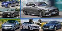 Fotostrecke: 10 Alternativen zur neuen Mercedes C-Klasse (2021) im Überblick