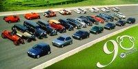 Fotostrecke: Lancia - Die 10 wichtigsten Modelle seit 1906 im Überblick