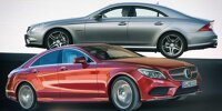 Mercedes CLS: Die Historie in Bildern