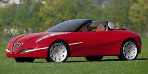 Alfa Romeo Spider: Die 10 besten Konzepte aus 50 Jahren
