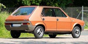 Dieser gepflegte Fiat Ritmo soll 15.000 Euro bringen