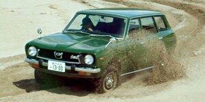 50 Jahre Subaru Leone: Allrad-Pionier aus Japan