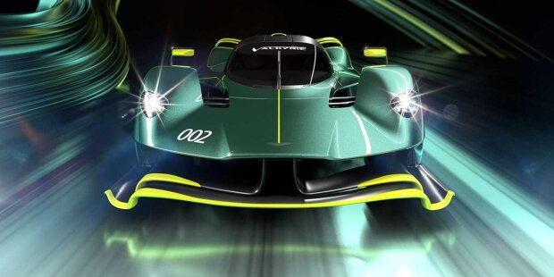 Aston Martin Valkyrie AMR Pro
