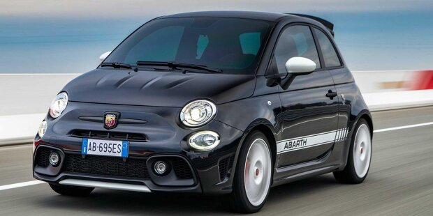Abarth 695 Esseesse ?Collector?s Edition?