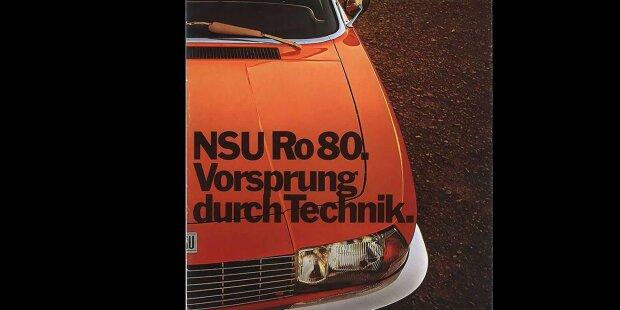 Audi feiert 50 Jahre ?Vorsprung durch Technik?