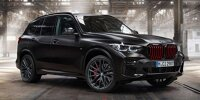 BMW X5, X6 und X7 als düstere Sondereditionen