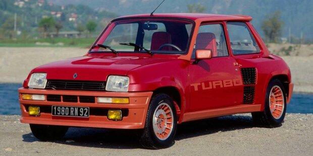 Renault 5 Turbo und Turbo 2 (1980-1985)
