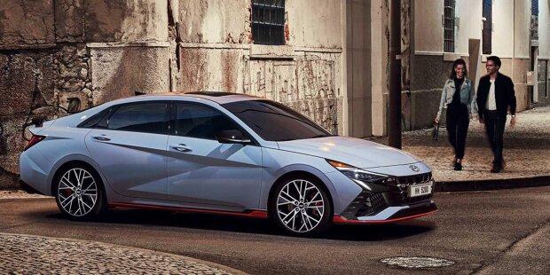 Hyundai Elantra N (2022)