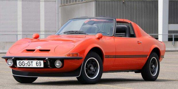 1969 Opel Aero GT