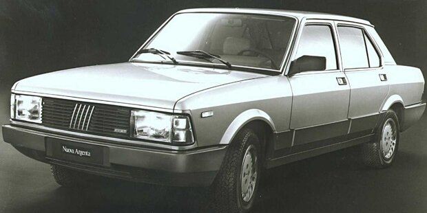 Fiat Argenta 1981-1985