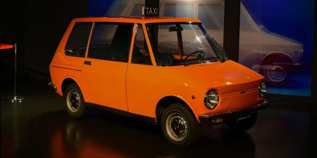 Fiat City Taxi (1968)