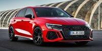 Neuer Audi RS 3 Sportback (2021)