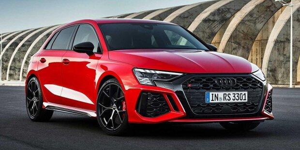 Nuova Audi RS 3 Sportback (2021)
