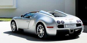 Bugatti brauchte vier Monate, um diesen Veyron zu restaurieren